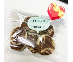 みづきちゃん手作りクッキー
